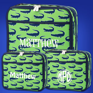 Later Gator Personalized Lunch Box