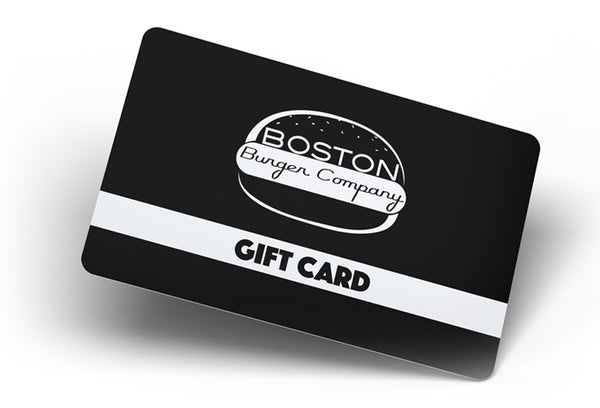 Boston Burger Company Gift Card - David Ortiz Children's Fund Donation