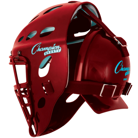 Champion Sports Youth Hockey Style Catcher's Helmet