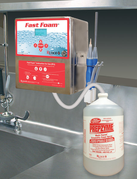Fast Foam™ for Prepzyme®