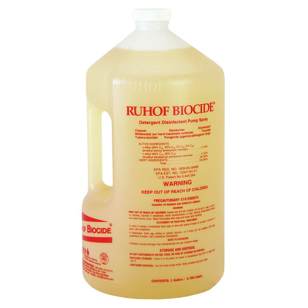 Surface Disinfectants & Deodorizers
