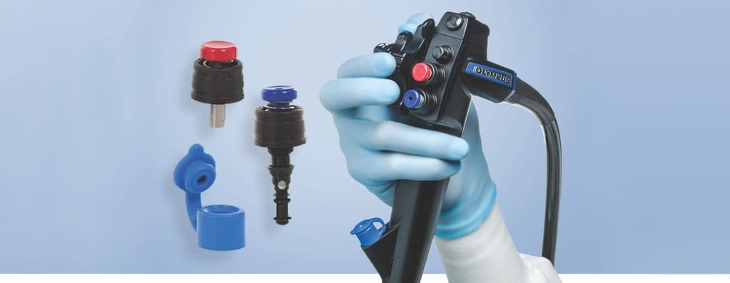 Disposable Endoscope Valve Set