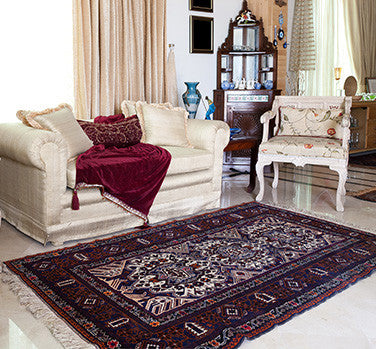 How to Store an Oriental Rug