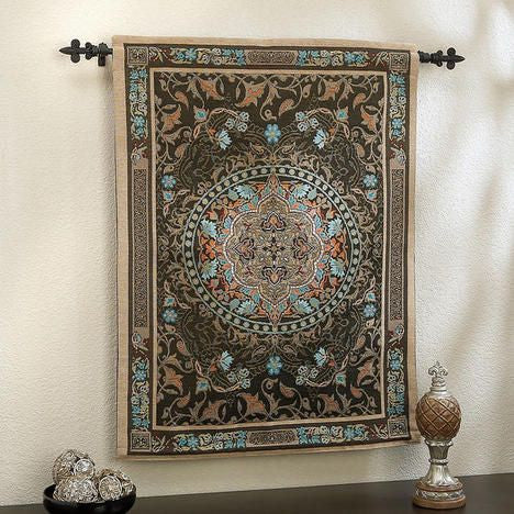 How to Hang Your Oriental Rug