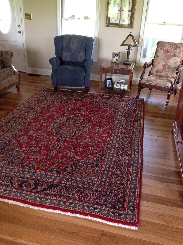 Alluring Motifs: Oriental Rug Designs and You