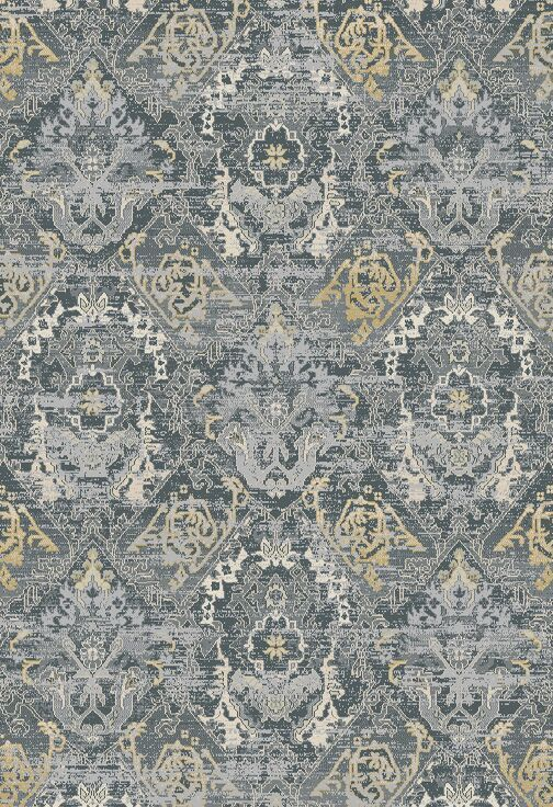 Dynamic Rugs Essence Collection Dark Grey Area Rug - Multiple Sizes Available