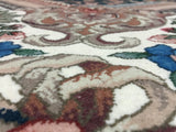 China Hand Knotted Oriental Rug Large Fine Aubusson Oriental Rug 8'7X11'9