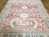 Egypt Hand Knotted Oriental Rug Fine Oriental Serapi Rug 7'10X10'2