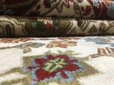 Indian Rug Hand Knotted Oriental Rug Large Mahal Oriental Rug 7'10X9'10