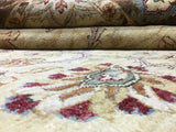 Indian Rug Hand Knotted Oriental Rug Large Peshawar Rug 5'6X8'5