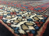 Indian Rug Hand Knotted Oriental Rug Small Bijar Oriental Rug 2'10X5