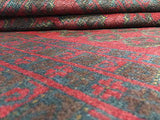 Persian Rug Hand Knotted Oriental Rug Antique Persian Baluch 3'9X6'11 Area Rug