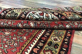 Persian Rug Hand Knotted Oriental Rug Antique Persian Rug Hamadan 3'1X6