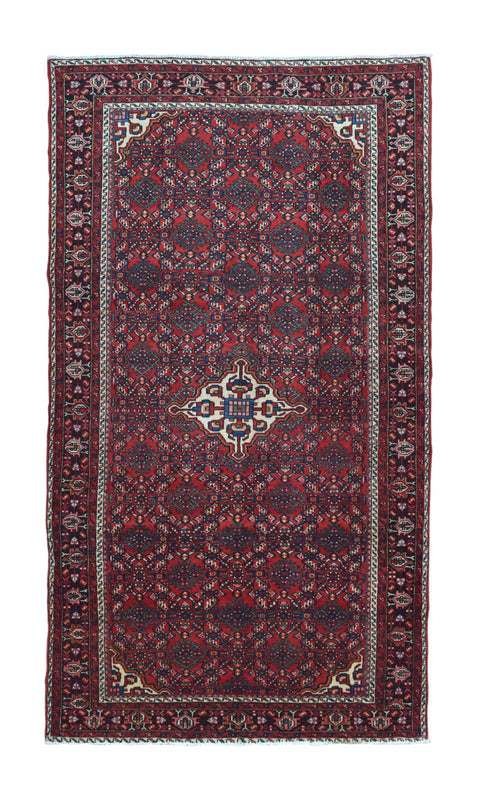 Persian Rug Hand Knotted Oriental Rug Persian Lilihan Rug 5'8X10'3