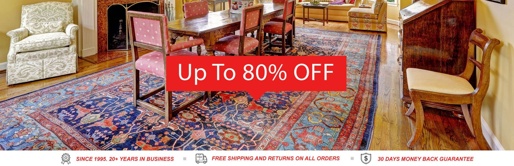 Persian rugs sale