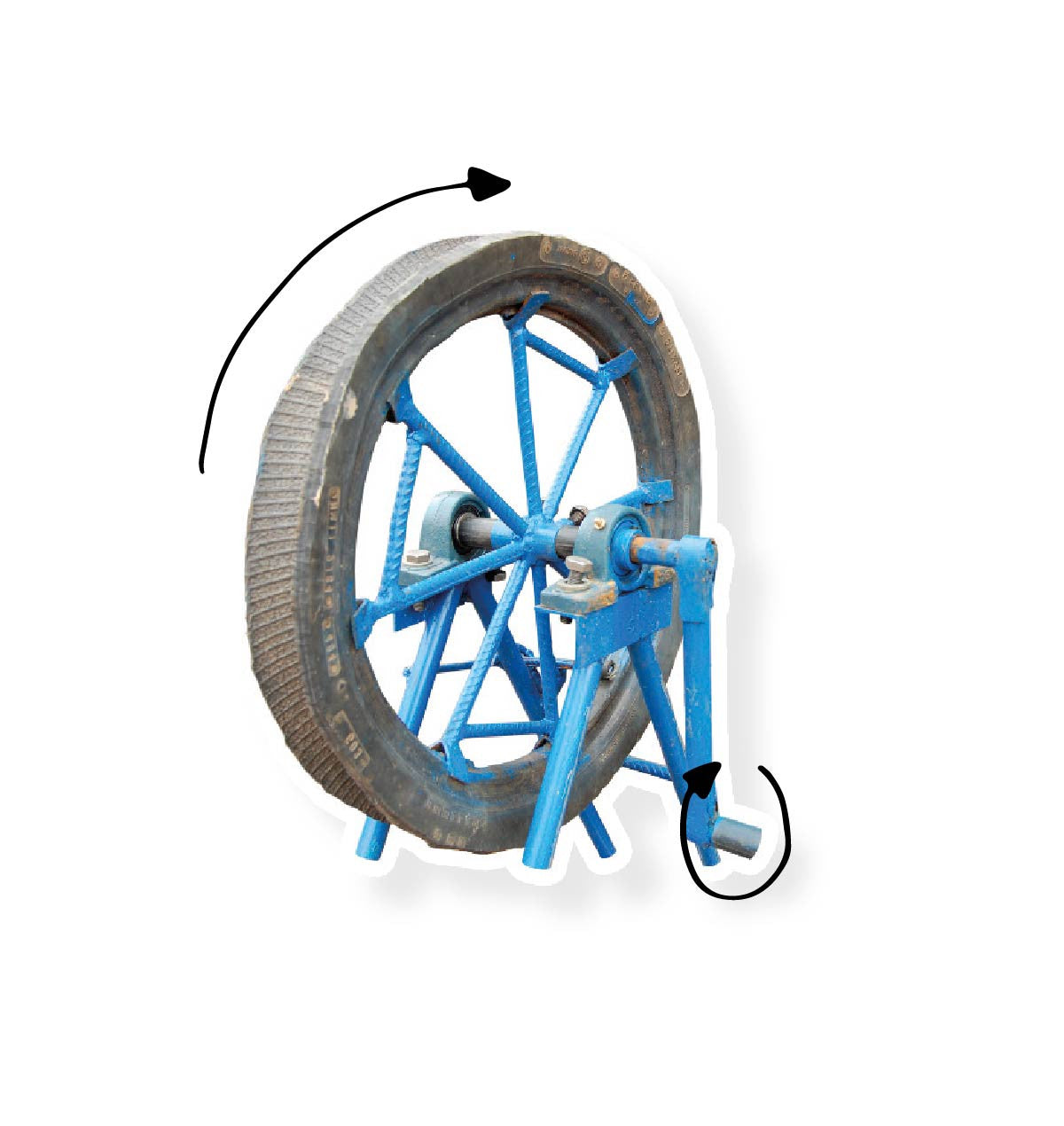 well and - rope pump