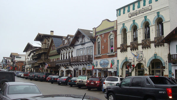 Leavenworth, Washington, Dunheger Travel Blog