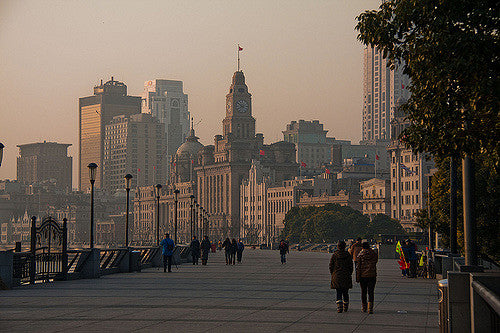The Bund, Shanghai, China, Dunheger Travel Blog