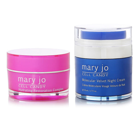 Mary Jo AM PM Duo