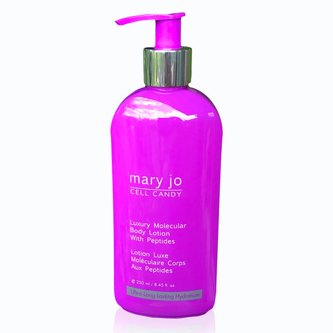 Mary Jo Molecular Body Lotion With Peptides