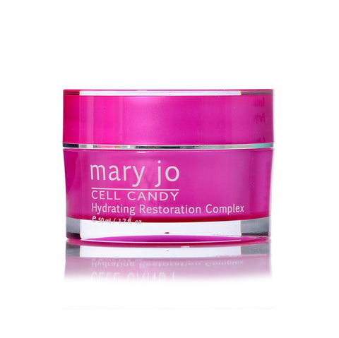 Mary Jo Complex is a hydrating and restoration phenomenon rich with premium botanicals.