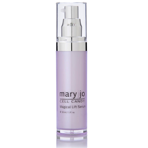 Mary Jo Serum - infused with peptides and botanical extracts - is a lifting and rejuvenating phenomenon
