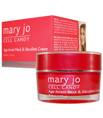 Mary Jo Age-Arrest Neck & Décolleté Cream