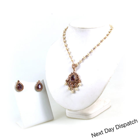 Sawana pendant set (Buy as Seen)
