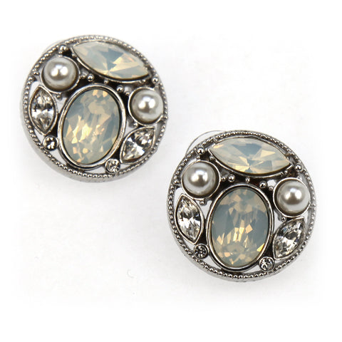 Ovalstone Studs (LIMITED EDITION)