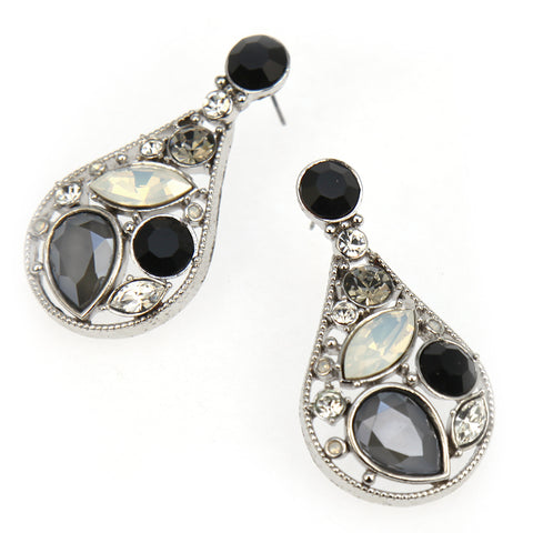 Pearstone Drop Earrings (LIMITED EDITION)