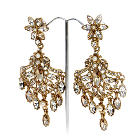 Miraaj Chandelier Earrings