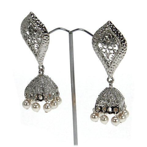 Silver Vintage Earrings (LIMITED EDITION)