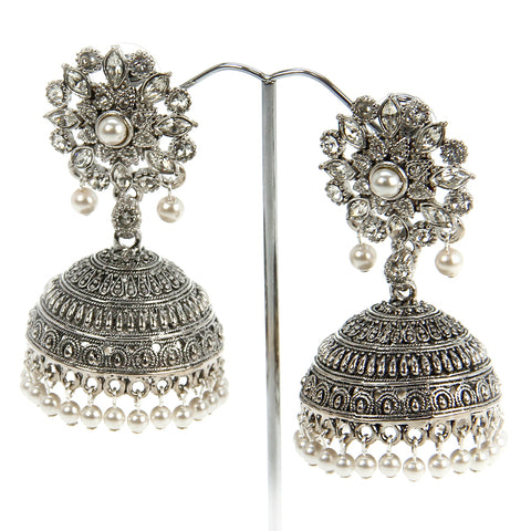 Bani Pearl Jhumka (LIMITED EDITION)