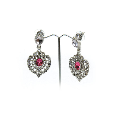 Puravati Crystal Earrings