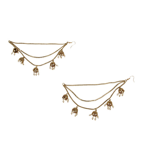Veevar Earrings Sahare