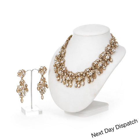 ADEEMA PENDANT SET (BUY AS SEEN)