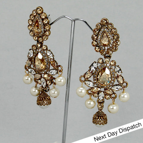 Tivali Designer Earrings (BUY AS SEEN)