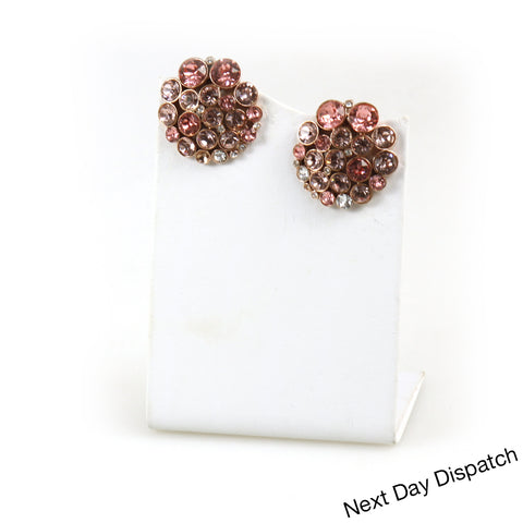 Cluster Nava Earrings ( Buy as Seen )
