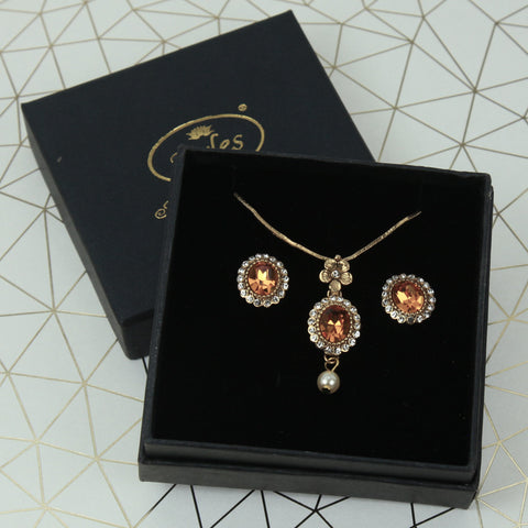 Copella Pendant Set
