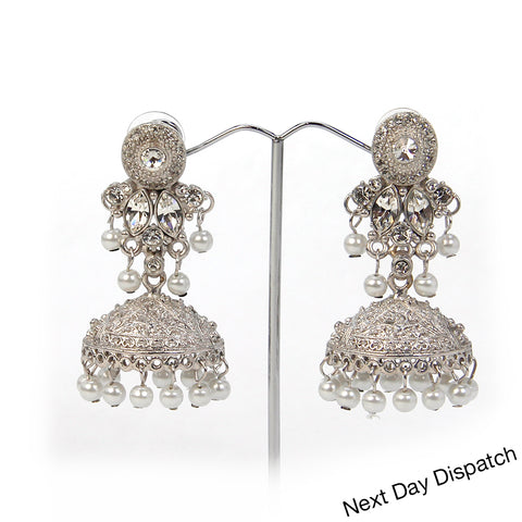 Rhea Jhumki Earrings ( Buy as Seen )