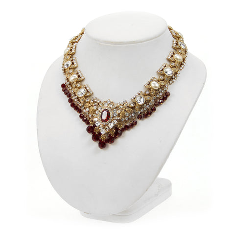 Romana Bead Necklace