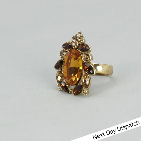 Petal Ring (BUY AS SEEN)