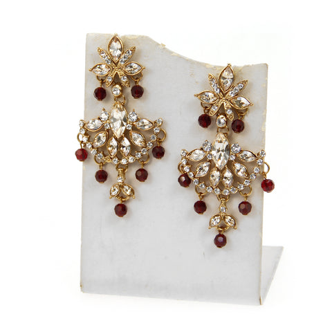 Miraaj drop earrings
