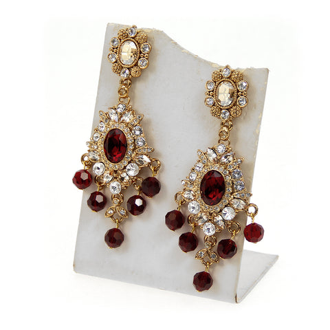 Romana Chandelier Earrings