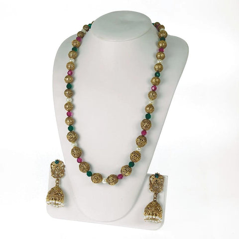 Multi Beaded Mala Set (LIMITED EDITION)