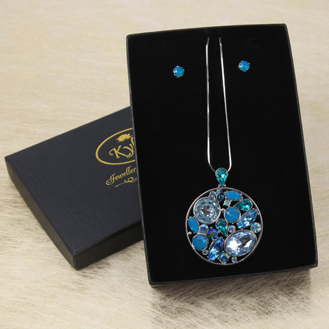 Moondust Pendant Set