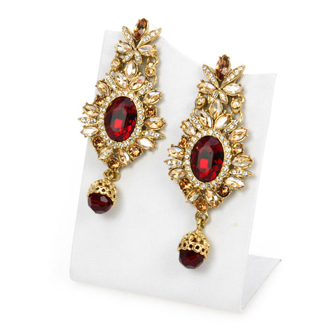 Kaleesh Fan Earrings