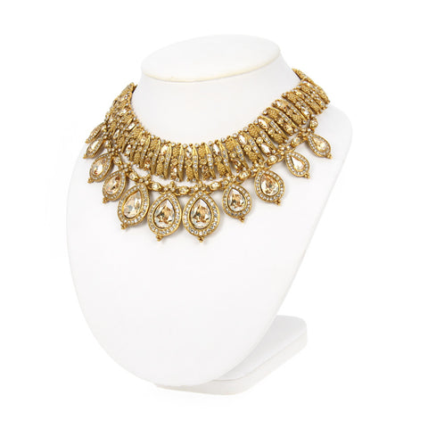 Hayaat Couture Necklace