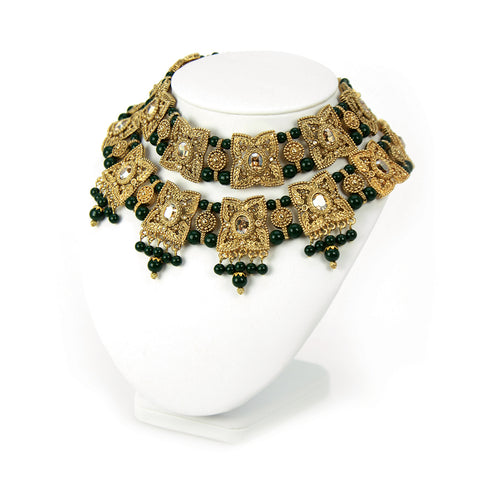 Gizaab Double Necklace