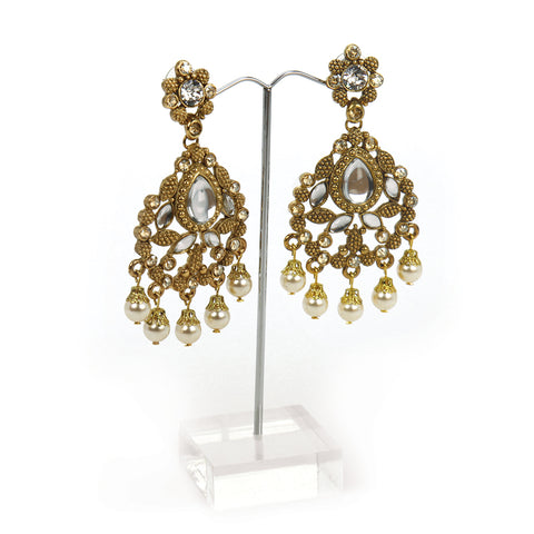 Veevar Fan Earrings